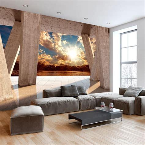 Fototapete 3d Wohnzimmer by Die Besten 25 Fototapete 3d Ideen Auf 3d