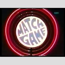 Match Game '90 (16071990) First Episode Youtube