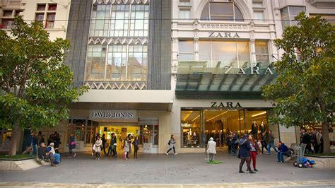 Bourke Street Mall In Melbourne, Victoria Expedia