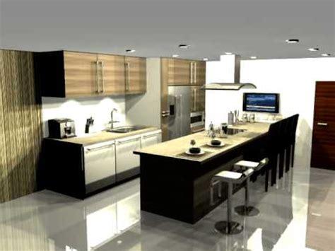3d max kitchen design 3d max a kitchen 3895