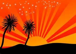 Sunburst Clip Art Sunrise