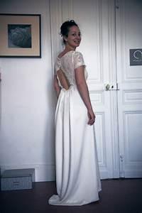 Robes De Mariée Bohème Chic : robes de mari e boh me montpellier en compagnie des perdrix ~ Nature-et-papiers.com Idées de Décoration