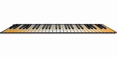 Keyboard Piano Keys Musical Instrument Vector Graphic