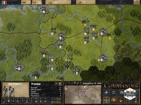matrix games commander napoleon  war