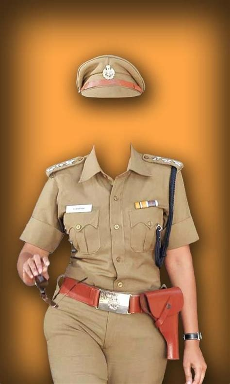Police Suit Photo Maker for Android Free Download - 9Apps