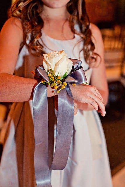 baby sock corsage diy idea wrist corsage with ribbon baby shower corsage ideas wedding