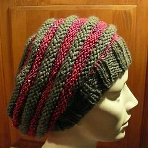 Modele De Tricotin Facile : modele beret tricot facile gratuit ~ Melissatoandfro.com Idées de Décoration