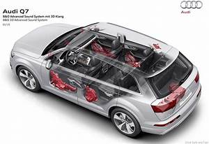 Audi Bose Sound System : audi q7 e tron suv not so soon for this region drive ~ Kayakingforconservation.com Haus und Dekorationen