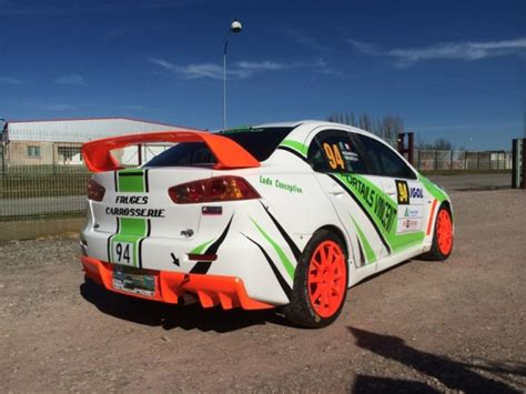 deco pour voiture de rallye d 201 coration voiture rallye crea graf