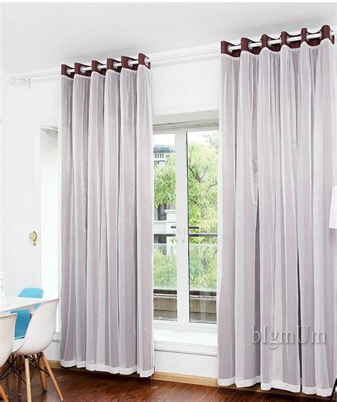 Cheap 105 Inch Curtains by 2017 New Arrival Lace Curtains Solid Blackout Curtains