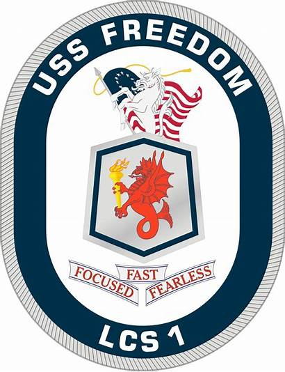 Uss Freedom Crest Ship Lcs Navy Lcs1
