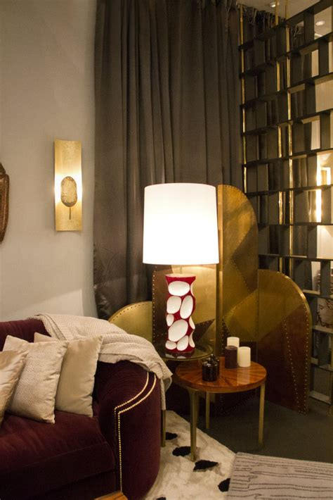 2015 Interiors Trend 5 Side Table Lights For Modern