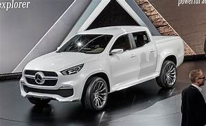 Mercedes Class X : 2018 mercedes benz x class price pickup specs interior ~ Melissatoandfro.com Idées de Décoration