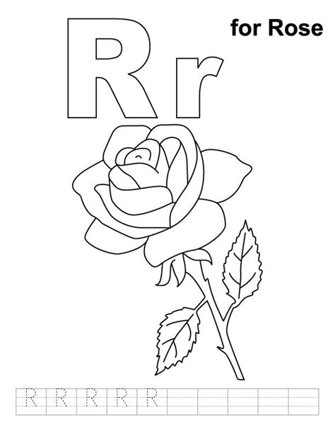 Hearts And Roses Coloring Pages Good Drawing With Grig3org