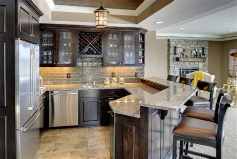 Basement Bar Cabinets by 14 Bar Cabinet Designs Ideas Design Trends Premium