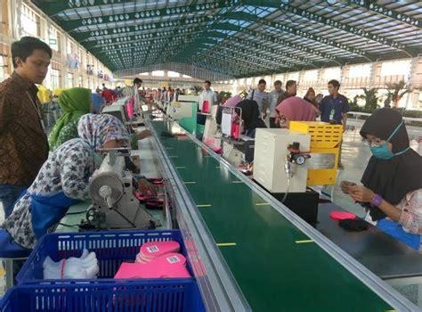 investasi pabrik nike cianjur rp   serap  pekerja