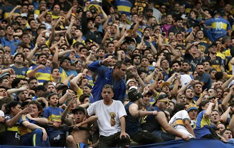 Boca Juniors vs River Plate – in pictures - Daily Record