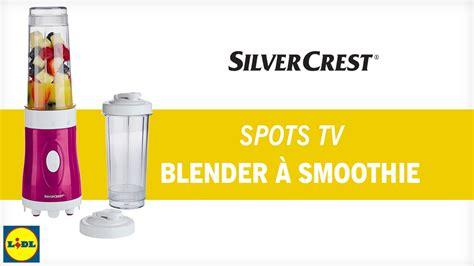 silvercrest cuisine lidl silvercrest blender à smoothie