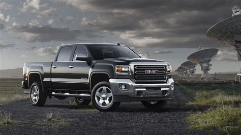 2015 Gmc Sierra Hd Hd Wallpaper