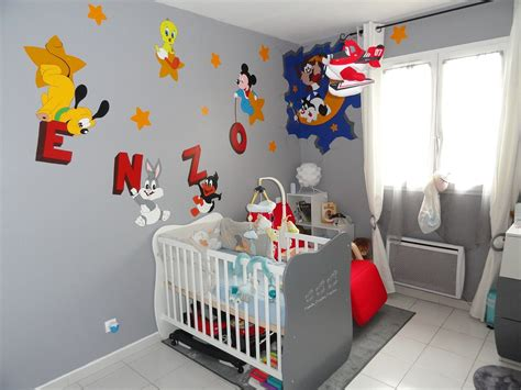 fresque chambre b peintures pour chambre d 39 enfant