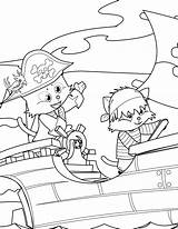Pirate Coloring Pages Pirates Treasure Printable Printables Drawing Map Chest Handipoints Pittsburgh Sheet Cat Disney Getdrawings Boys Inspired Fun sketch template