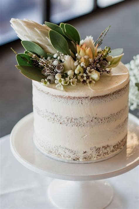 A Waterside Diy Wedding In A Neutral Palette Australian