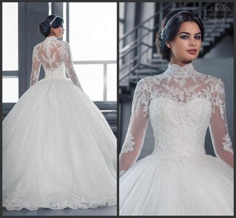 The Most Beautiful wedding Ball Gowns Designs 2016