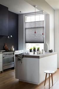Cuisine Avec Ilot : la cuisine avec ilot cuisine bien structur e et ~ Melissatoandfro.com Idées de Décoration
