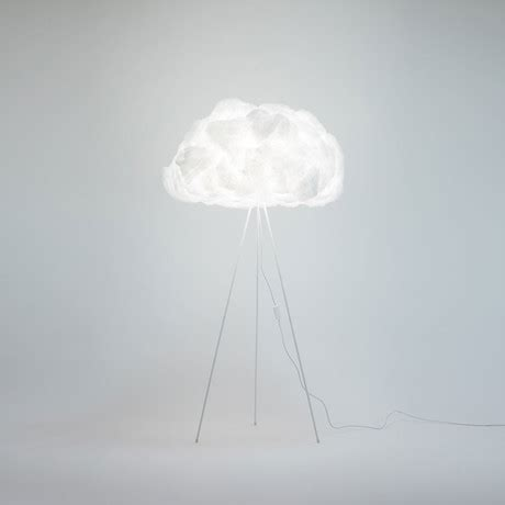 richard clarkson studios incredible cloud lamps touch