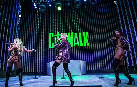 Aubrey O'day At Universal Citywalks Music Spotlight Series