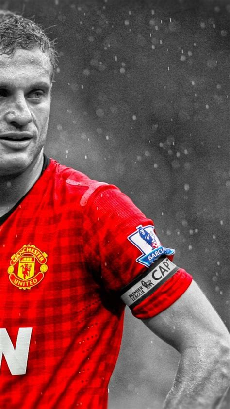 fc premier league cutout nemanja vidic vidic wallpaper