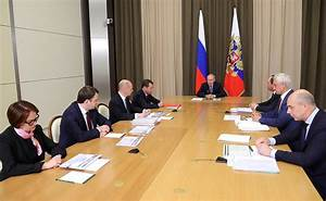 Meeting on economic issues • President of Russia