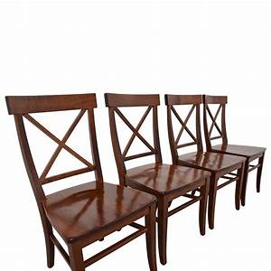 aaron chairs pottery barn set of pottery barn stefano With barn wood dining room sets