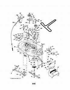 Craftsman Mower Deck Spring Diagram Pictures To Pin On