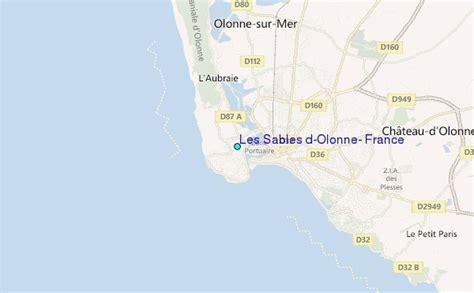 les sables d olonne tide station location guide