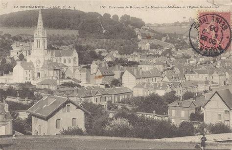 mont aignan 76 seine maritime cartes postales anciennes sur cparama
