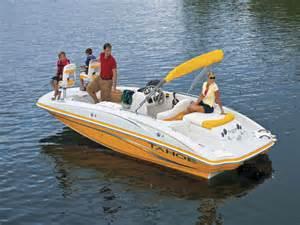 2010 tahoe pontoons deck boat 195 io pewaukee wi for sale