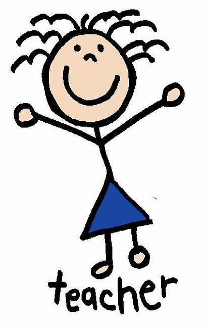 Teacher Clipart Preschool Teachers Clip Cliparts Teaching