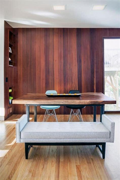banc de coin pour cuisine banc de cuisine contemporain en 30 idées pour le coin repas
