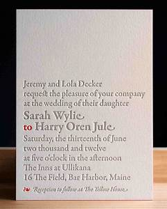 modern wedding invitations martha stewart weddings With wedding invitations wording martha stewart