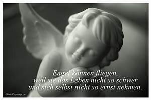So Und So : engel k nnen fliegen weil sie das leben nicht so schwer und sich selbst ~ Orissabook.com Haus und Dekorationen