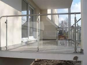 Garde Corps En Verre : garde corps en inox verre aix en provence parqueterie ~ Melissatoandfro.com Idées de Décoration