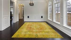 Teppich Gelb Rund : vintage teppich farbinspiration gelb vintage carpets ~ Frokenaadalensverden.com Haus und Dekorationen