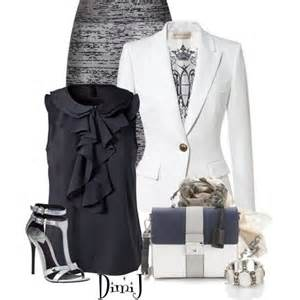 Business-Casual Work Outfit for Women
