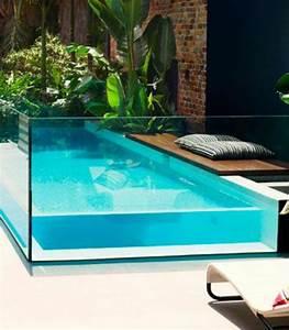 Piscine Hors Sol Bois Petite Dimension : la petite piscine hors sol en 88 photos ~ Zukunftsfamilie.com Idées de Décoration