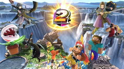 Super Smash Bros. Ultimate celebrates its second ...