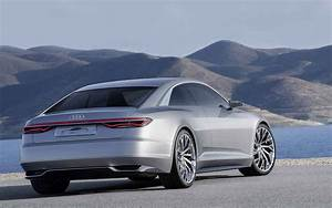 2018 Audi A8 Review Design Engine Price And Photos