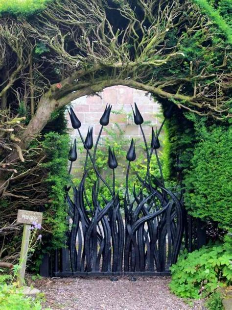 majestic metal garden gates      wow page