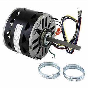 Century 1  3 Hp Condenser Fan Motor-fse1036sv1