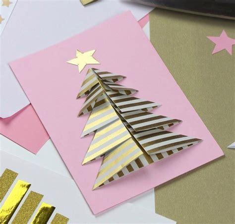 weihnachtskarten zum selber machen weihnachtskarten selbst basteln anleitung dekoking